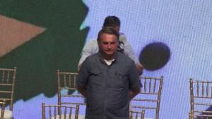 Encuesta muestra descontento en Brasil con Bolsonaro