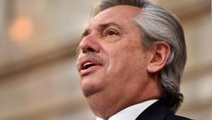 Mario Negri critica el accionar de Alberto Fernández