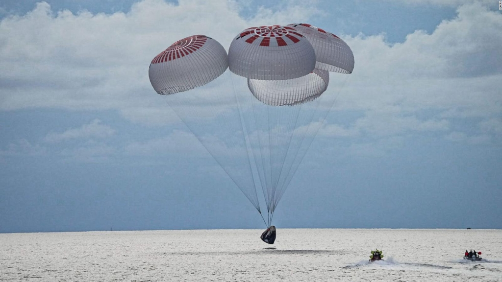Tras el éxito de Inspiration4, ¿qué sigue para SpaceX?