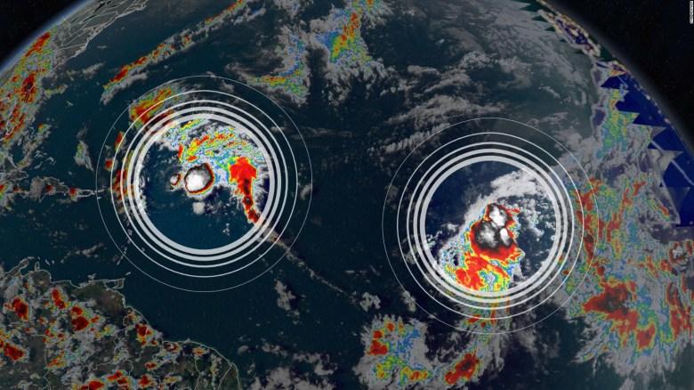 La tormenta tropical Rose se forma como la 17 tormenta atlántica de 2021, continuando la ajetreada temporada tropical