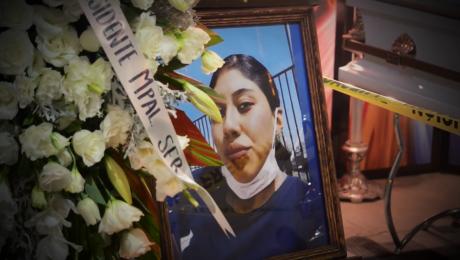 Así fue el funeral de la boxeadora Jeanette Zacarías
