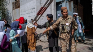 empleos mujeres Afganistán