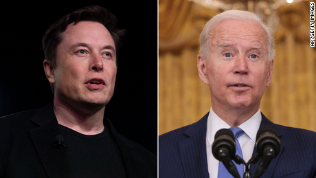 Elon Musk responde a Biden por viaje de turismo espacial