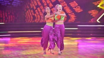 Jojo Siwa hizo historia por este baile en show de TV