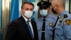 Asamblea de la ONU: Bolsonaro llegó sin vacunación
