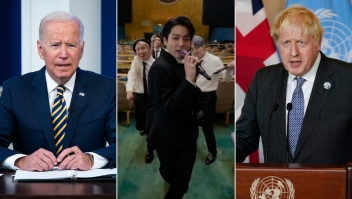 Mira cómo empieza la Asamblea General de la ONU