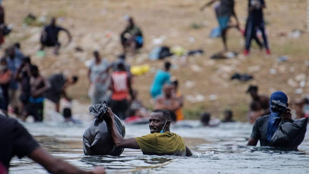 No se había visto este trato a haitianos, dice analista
