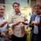 La visita de Bolsonaro a Nueva York: covid-19 y pizza