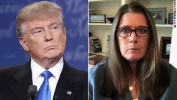 Donald Trump demanda a su sobrina Mary Trump