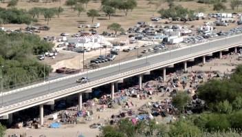 Cierre de puente fronterizo amenaza la economía de Acuña