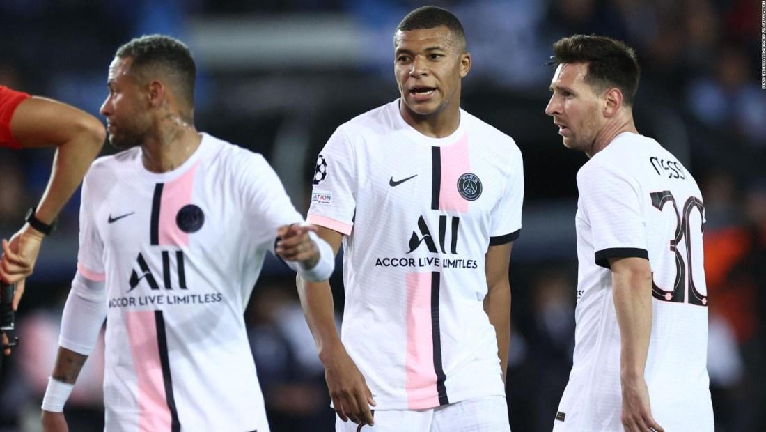Messi, Neymar y Mbappé, entre futbolistas mejor pagados
