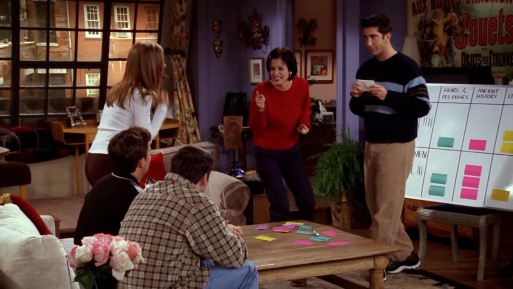 """""""Friends"""" es tendencia por su estreno 27 años atrás"""