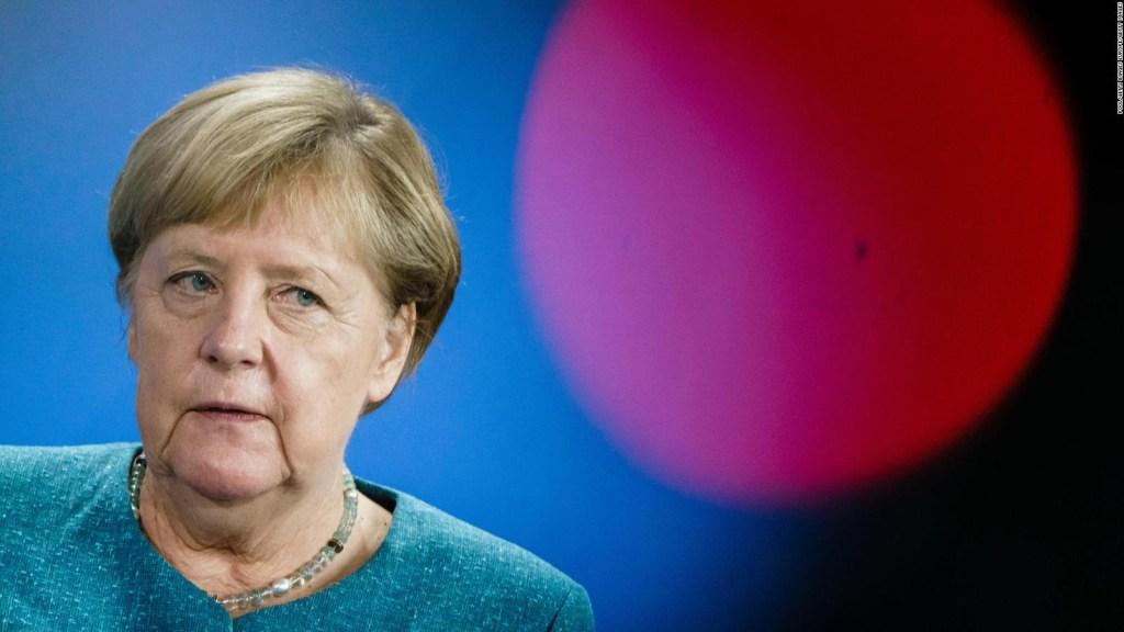 ¿Quién es Angela Merkel?
