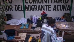 Violencia y economía, principales causas de la migración