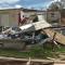 Todavía reconstruye su casa que destrozó huracán en 2017