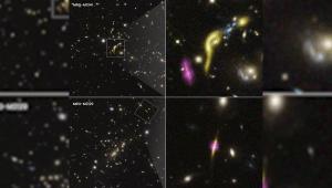 """El extraño caso de las 6 galaxias masivas y """"vacías"""""""