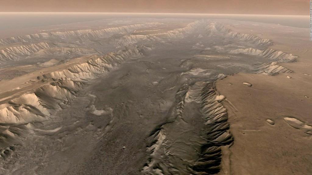 Esta tecnología convierte el CO2 de Marte en oxígeno