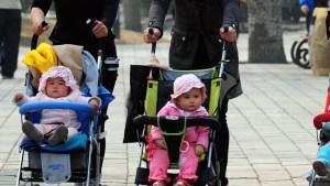 China ofrece incentivos para estimular la fertilidad
