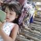 Esta niña cumplió 5 años en una cárcel de Myanmar