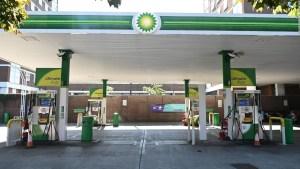 BP cierra estaciones de servicio en Reino Unido