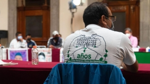 Ayotzinapa: 7 años después aún piden indagar al Ejército