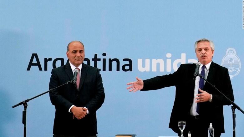 Conoce quién es Juan Manzur, el nuevo jefe de gabinete