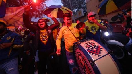 Regresó la alegría al clásico América-Chivas