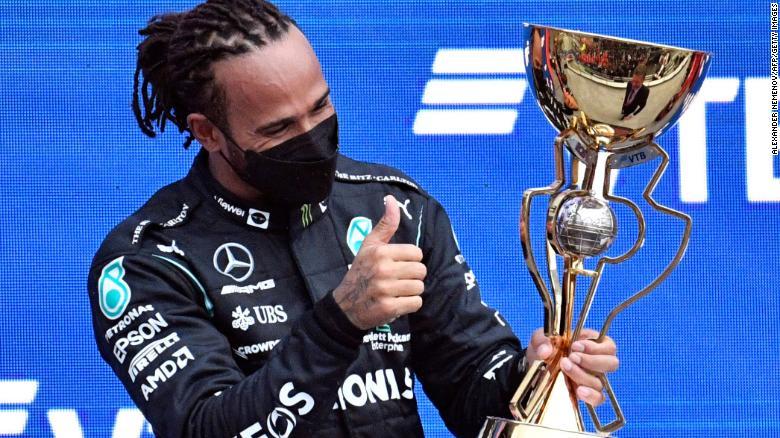 Lewis Hamilton, primer piloto que llega a 100 victorias en Fórmula 1