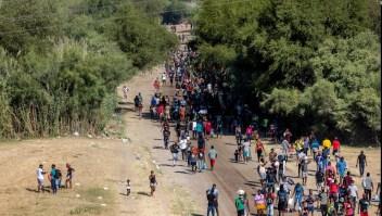 Lo que preocupa a residentes cerca de frontera en Texas