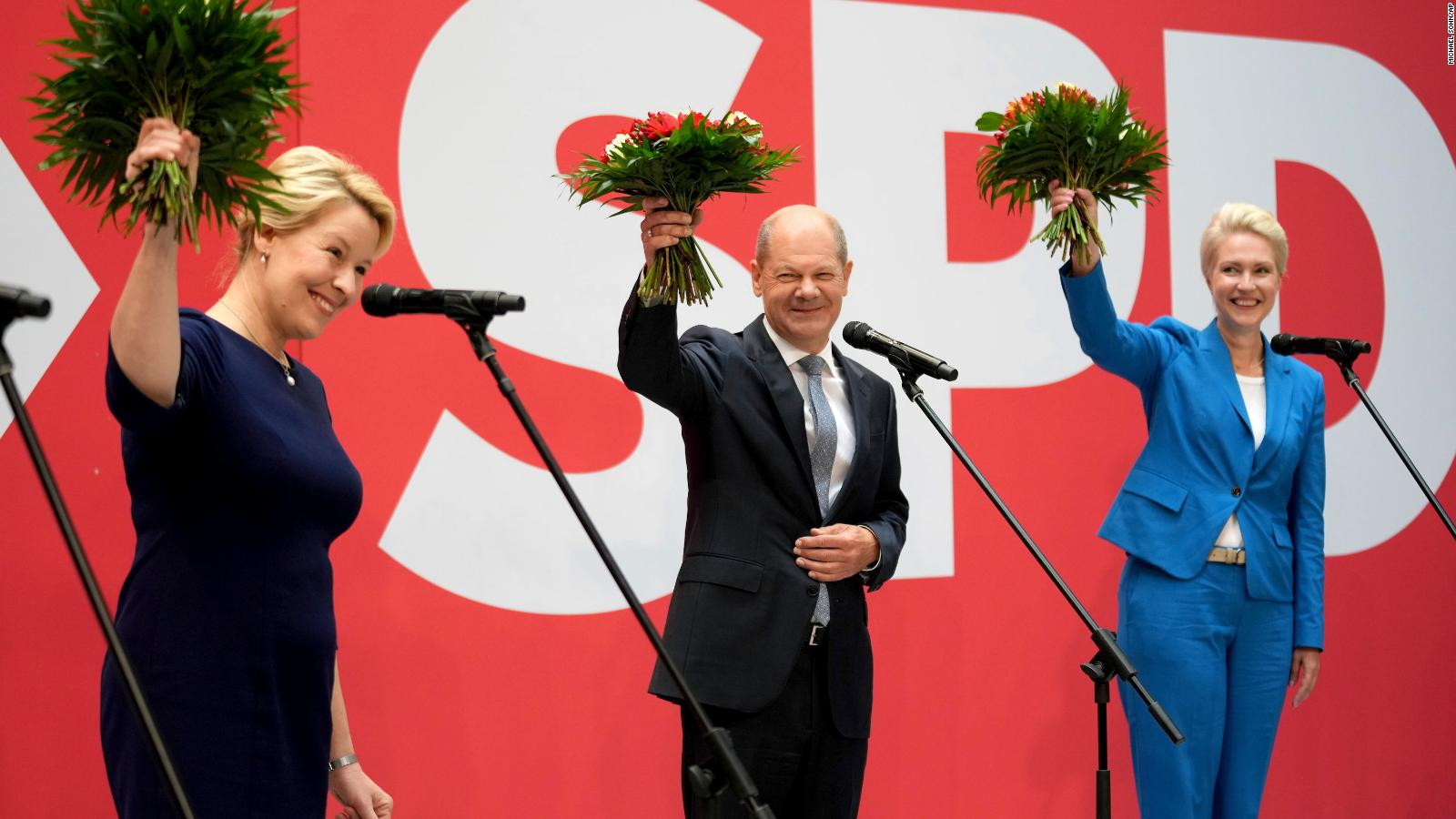 ¿Cuáles son los escenarios tras las elecciones alemanas?
