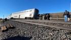 5 cosas: 3 muertos tras descarrilamiento de tren Amtrak
