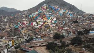 Este es el mayor mural de Latinoamérica