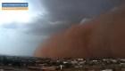 Kiamat: awan debu menutupi wilayah São Paulo