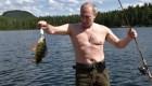 Vladimir Putin se refugia en Siberia
