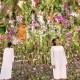 Orquideas y tecnología en una obra de arte