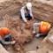 Descubren restos funerarios de más de 800 años en Perú