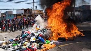 Testimonio de migrante venezolana tras desalojos en Chile