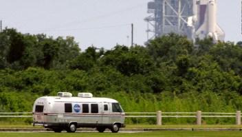 Renovarán el Astrovan, el vehículo de los astronautas