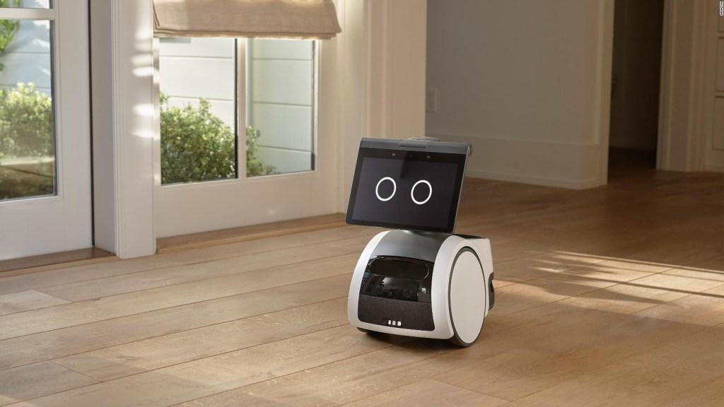 Esto es todo lo que puede hacer Astro, el robot de Amazon