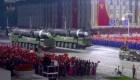 Corea del Norte prueba un misil hipersónico
