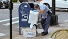 EE.UU.: demoras por cambios en el servicio postal