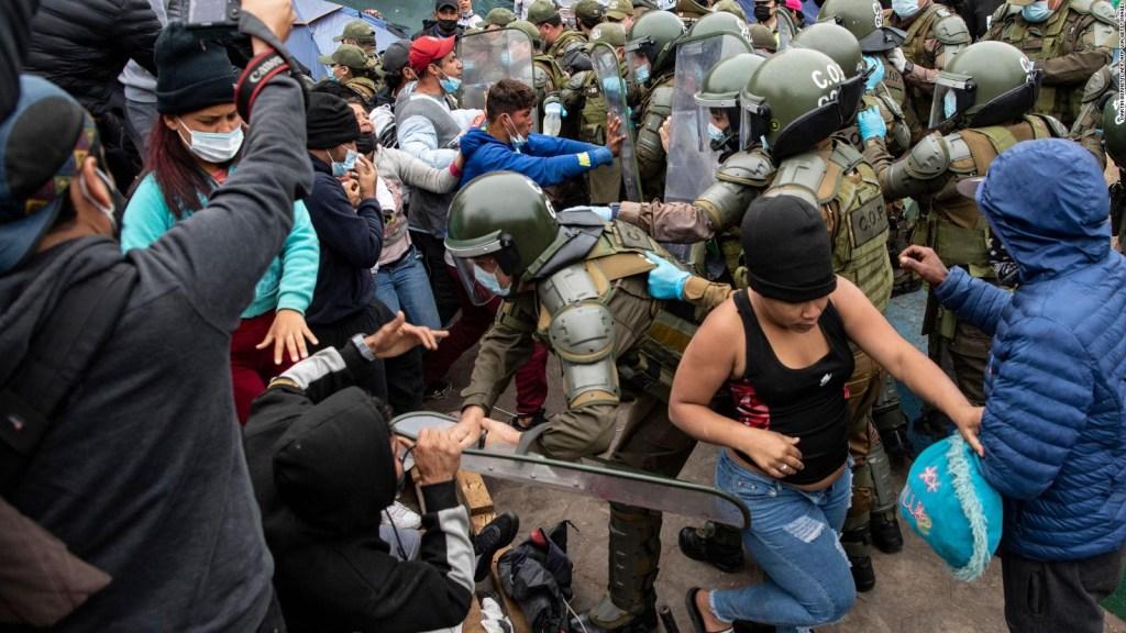 Estos son los riesgos que enfrentan migrantes en Chile