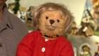 Este oso de peluche es la nueva sensación en Alemania