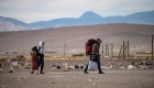 La travesía de una familia migrante venezolana en Chile