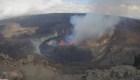 Hawai: el volcán Kilauea vuelve a entrar en erupción
