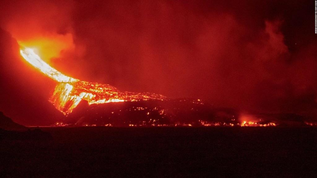 Conoce los efectos nocivos de los gases del Cumbre Vieja