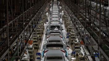 Es oficial: industria manufacturera china, en problemas