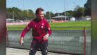 Así llega el técnico del Bayern Munich a las prácticas