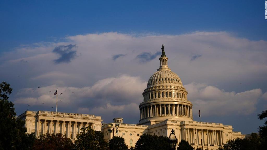 Congreso de EE.UU. evita el cierre del Gobierno federal