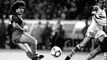 La huella de Maradona en el fútbol español